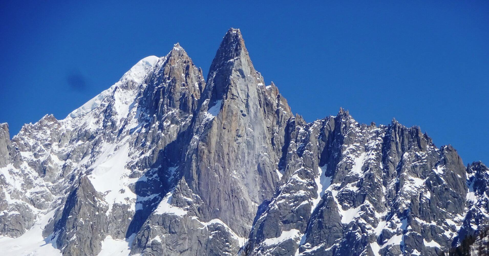 Aiguille du Midí. Chamonix, Alta Saboya. Auvernia-Ródano-Alpes. Francia.