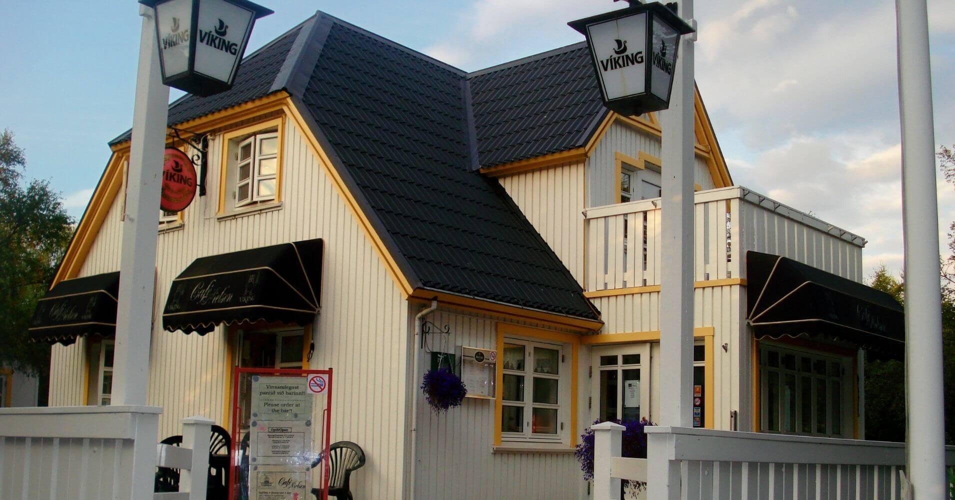 Egilsstadir. Este del País Islandés.