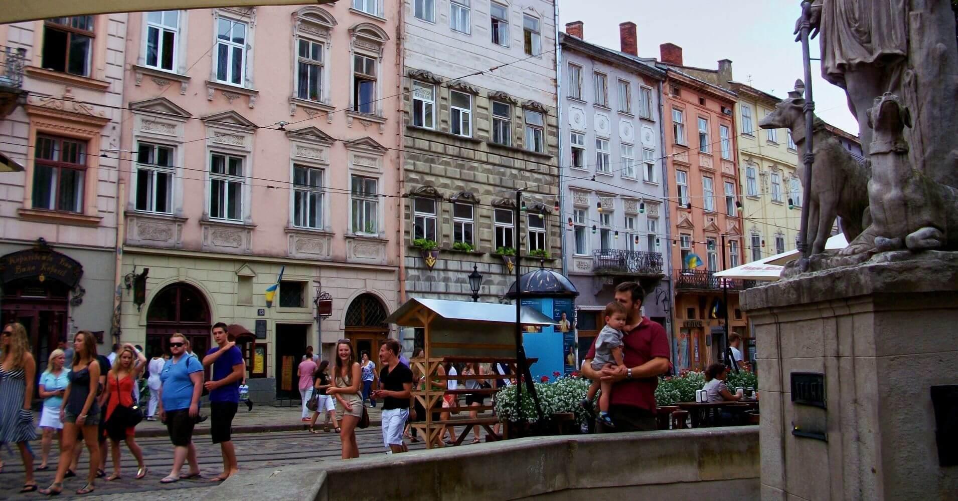 L'Viv, Ucrania.