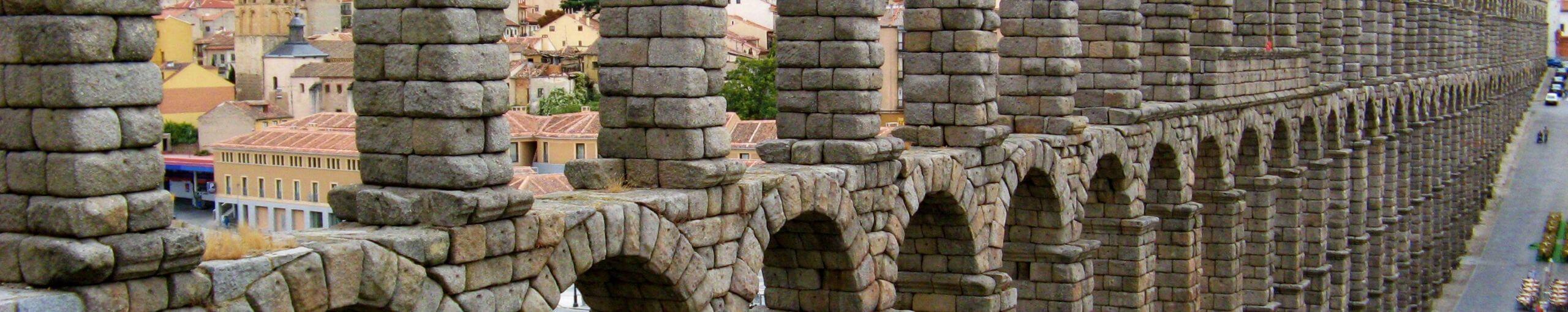 Acueducto de Segovia. Castilla y León.