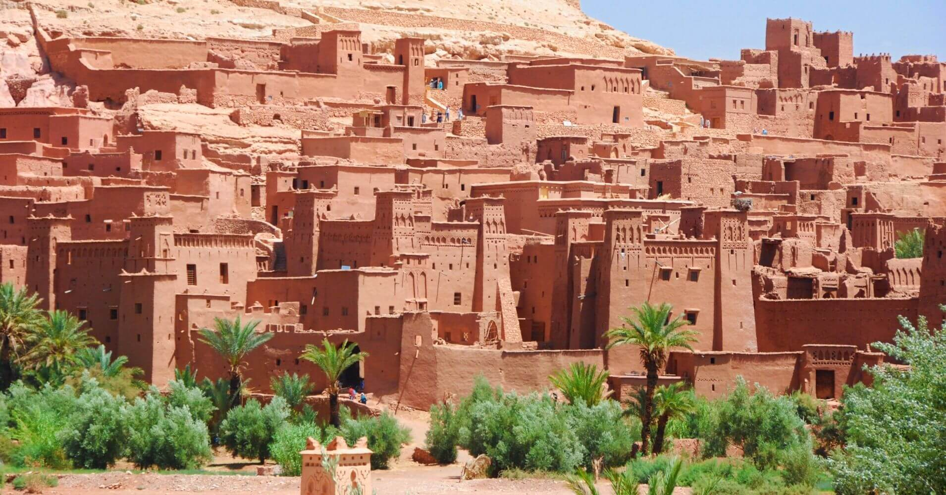 Aït Ben Haddou, Marruecos.