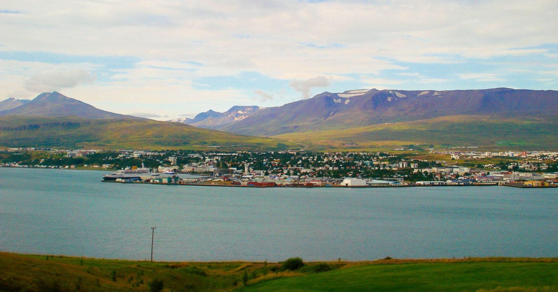 Akurery. Islandia.