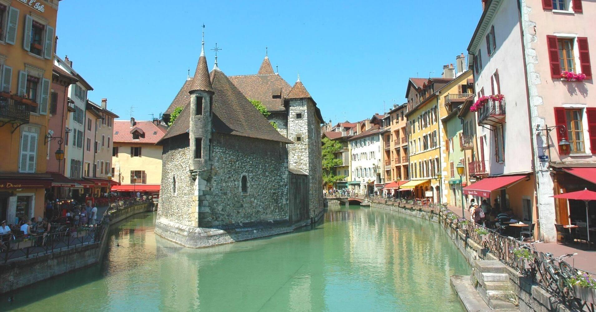 Annecy, Alta Saboya. Auvernia-Ródano-Alpes. France.