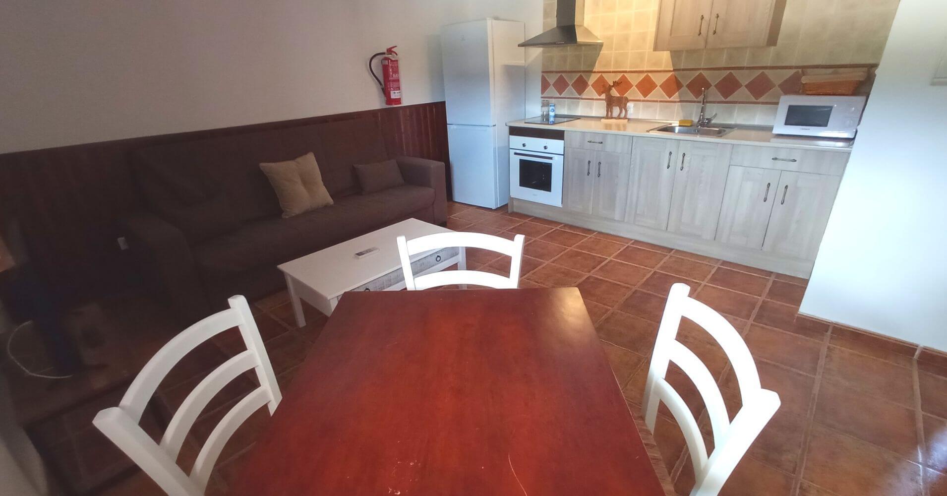 Apartamento Casa Rural Los Porches. Sierra de Madridejos. Montes de Toledo. Madridejos. Toledo. Castilla La Mancha.