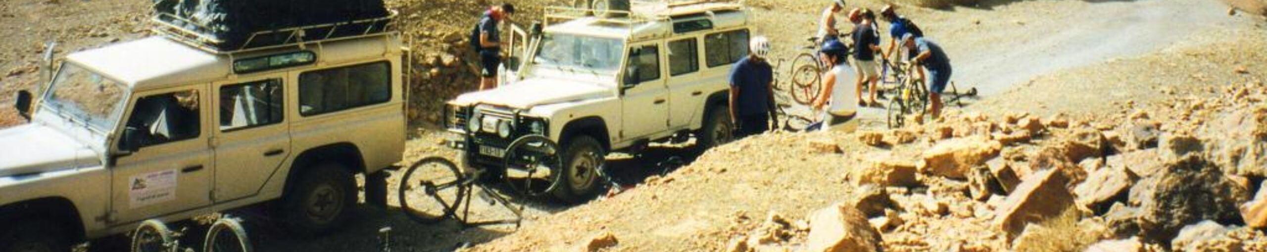 Aventuras en Marruecos.