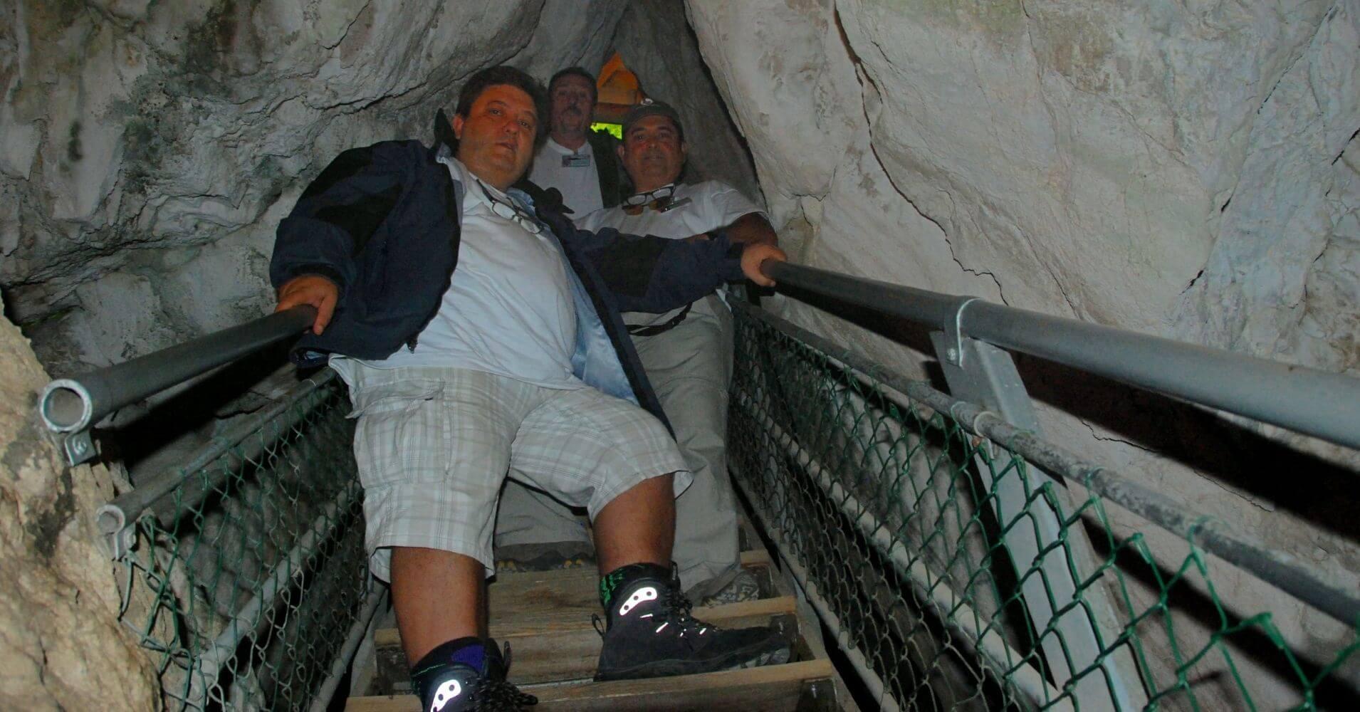 Bajada a las Gorges du Pont du Diable. La Vernaz. Alta Saboya, Auvernia-Ródano-Alpes.