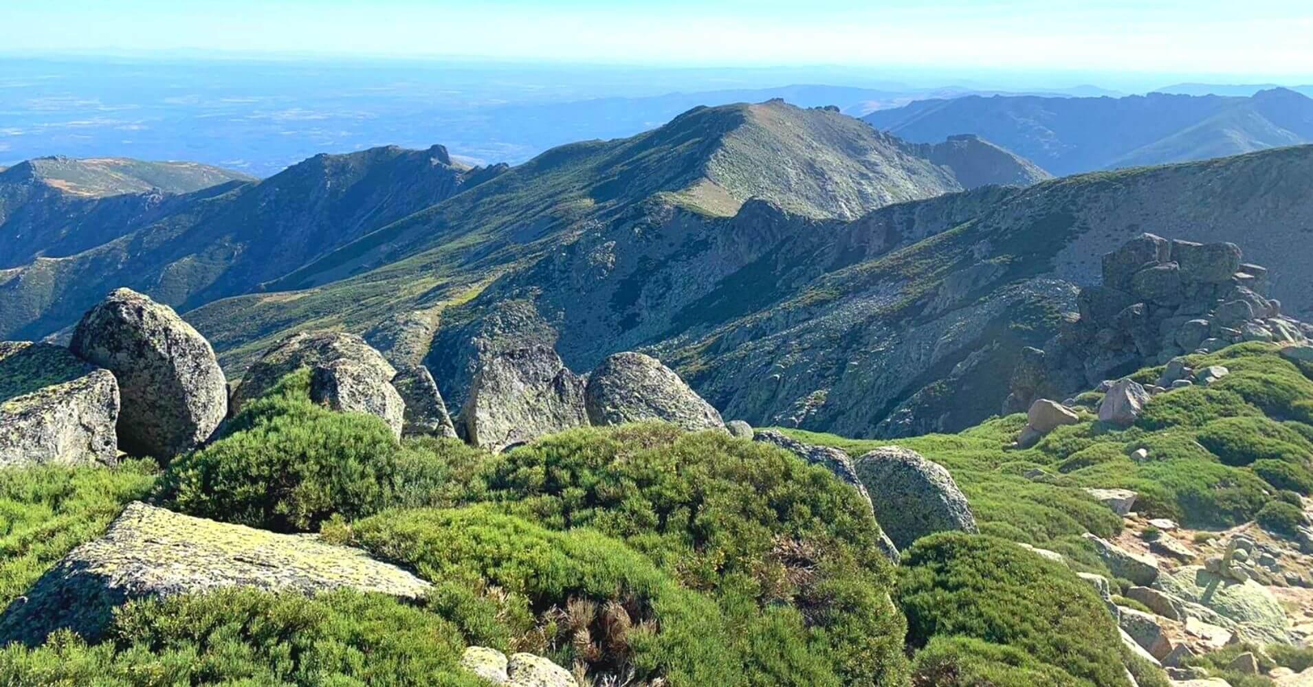 Barrerón de las Hoyuelas Bajas. Sierra de Gredos, Ávila. Castilla y León.