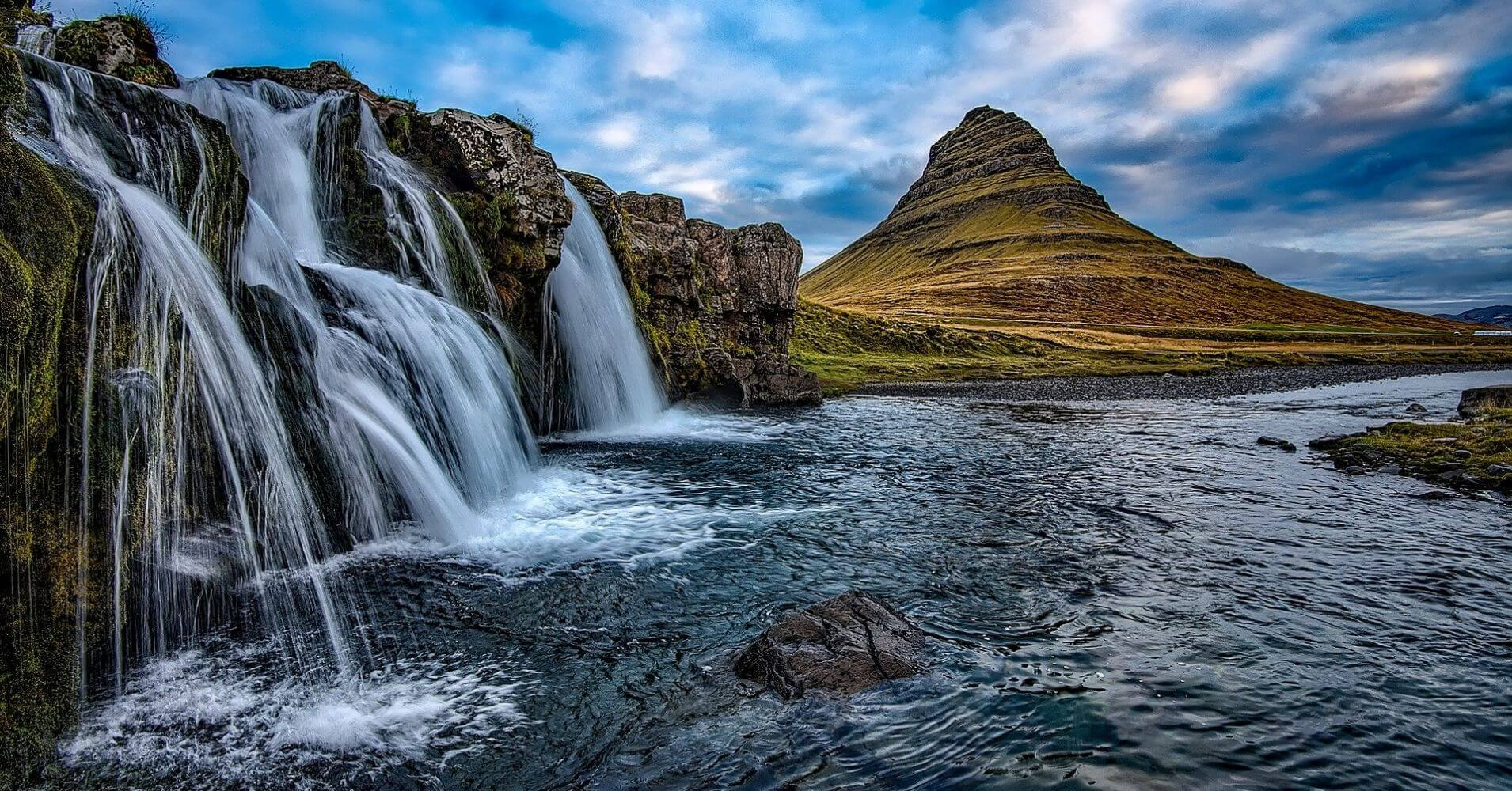 Belleza Natural de Islandia.
