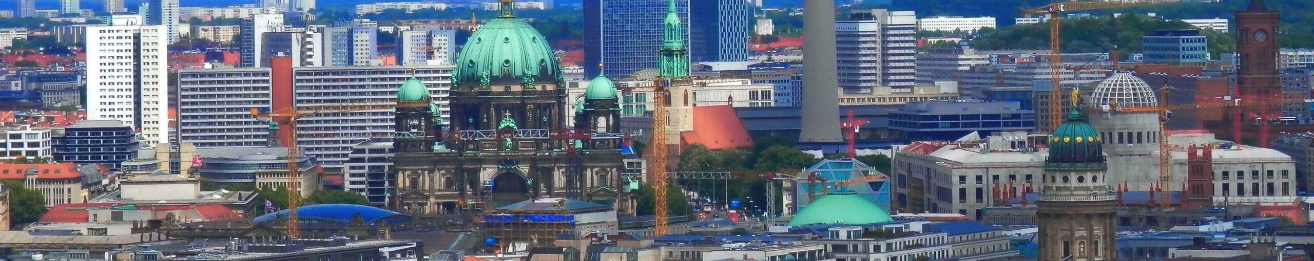 Berlín Cicatrices del Telón de Acero