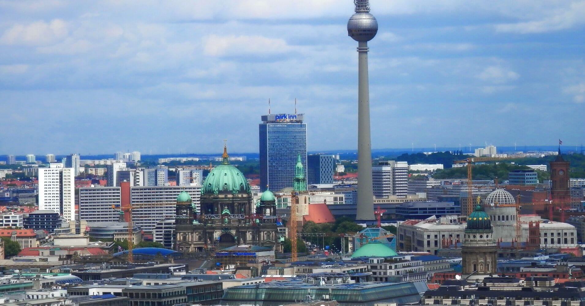 Berlín Cicatrices del Telón de Acero. Alemania.
