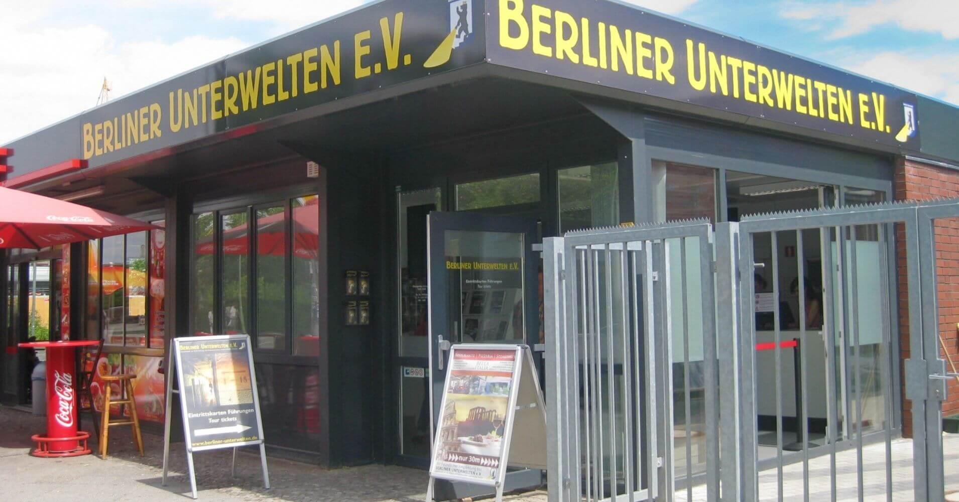 Berliner Unterwelten. Alemania.
