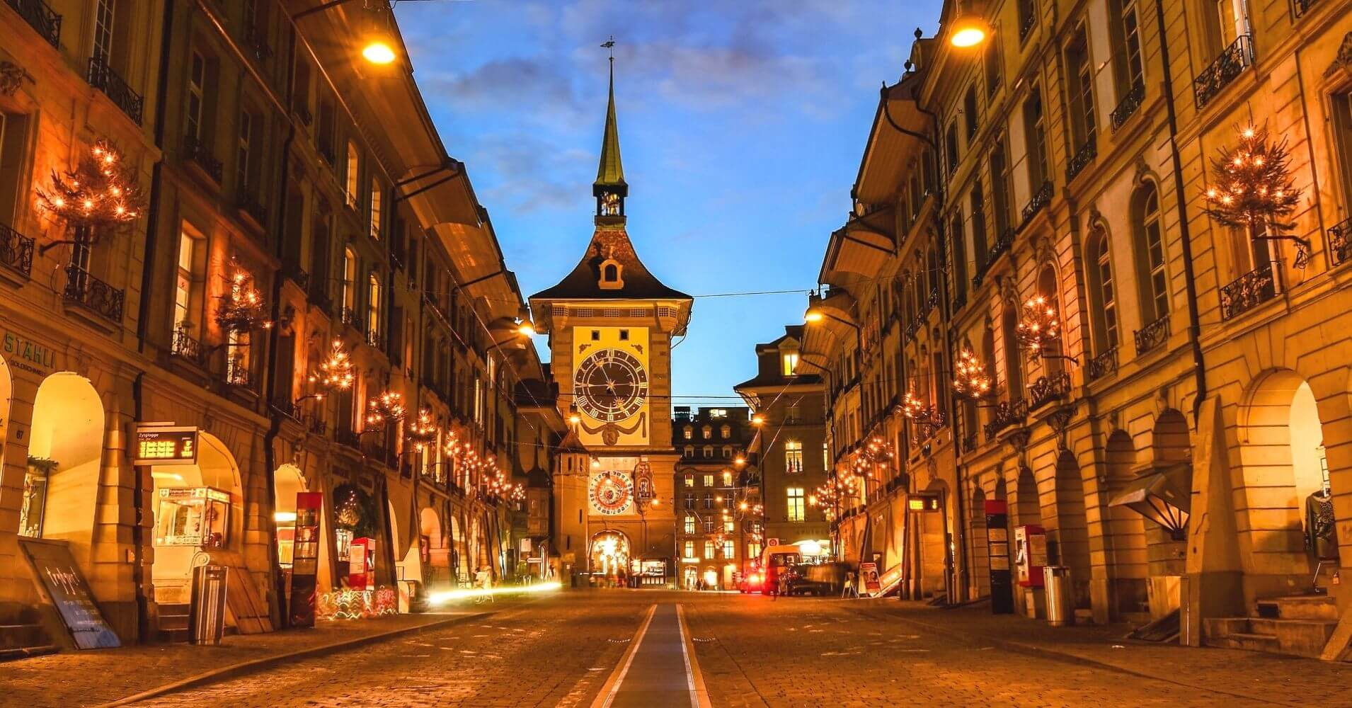 Berna, Capital de Suiza.