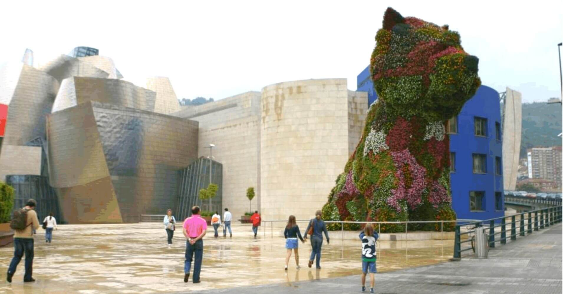 Bilbao, Museo de Guggenheim.