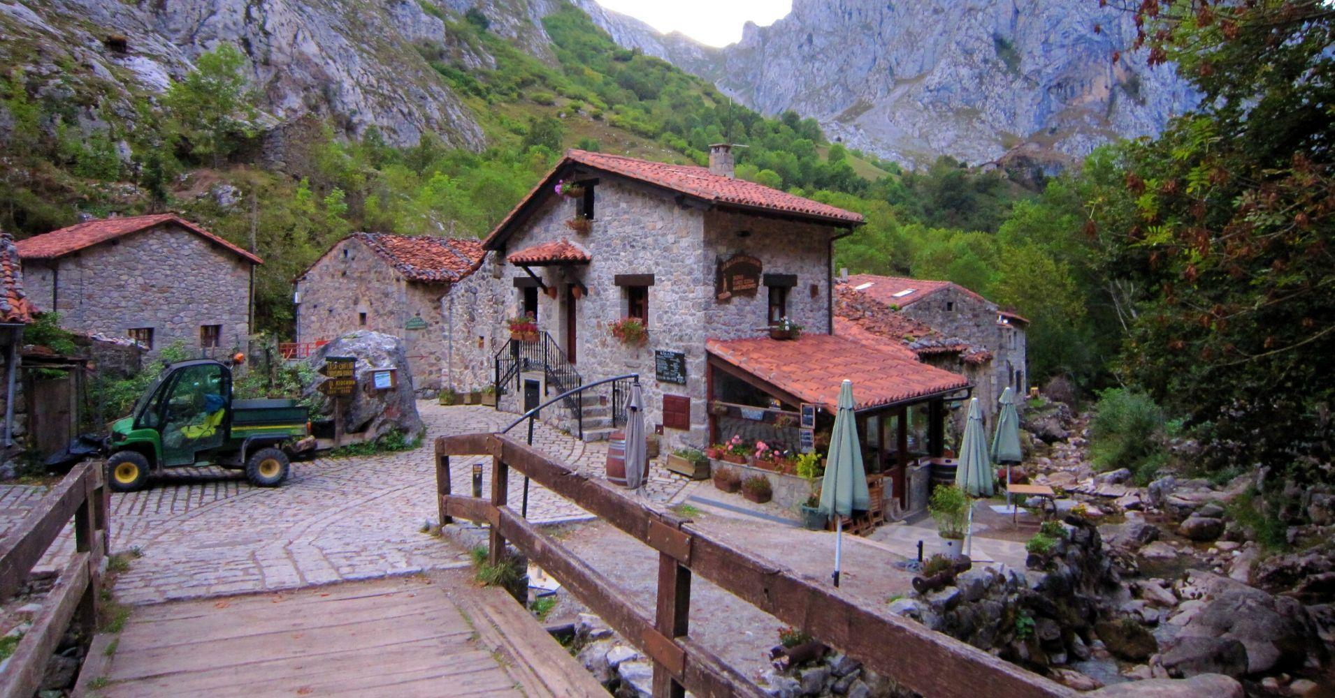 Bulnes vivencia personal, Picos de Europa. Asturias.