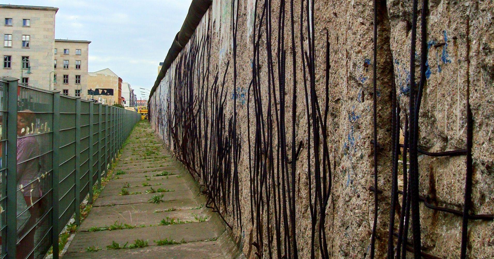 Caída del Muro de Berlín. Alemania.