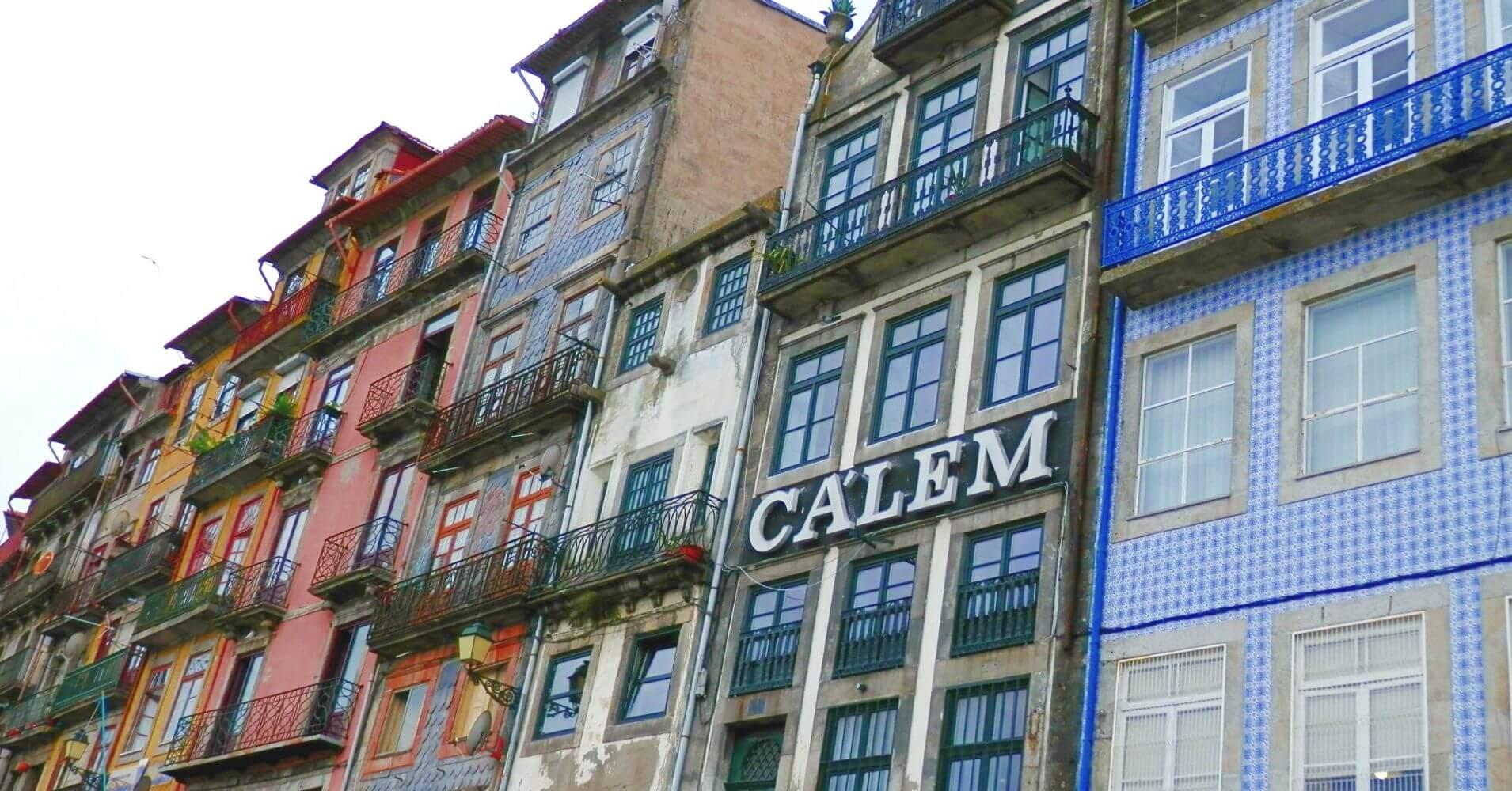 Cais da Ribera. Oporto, Portugal.