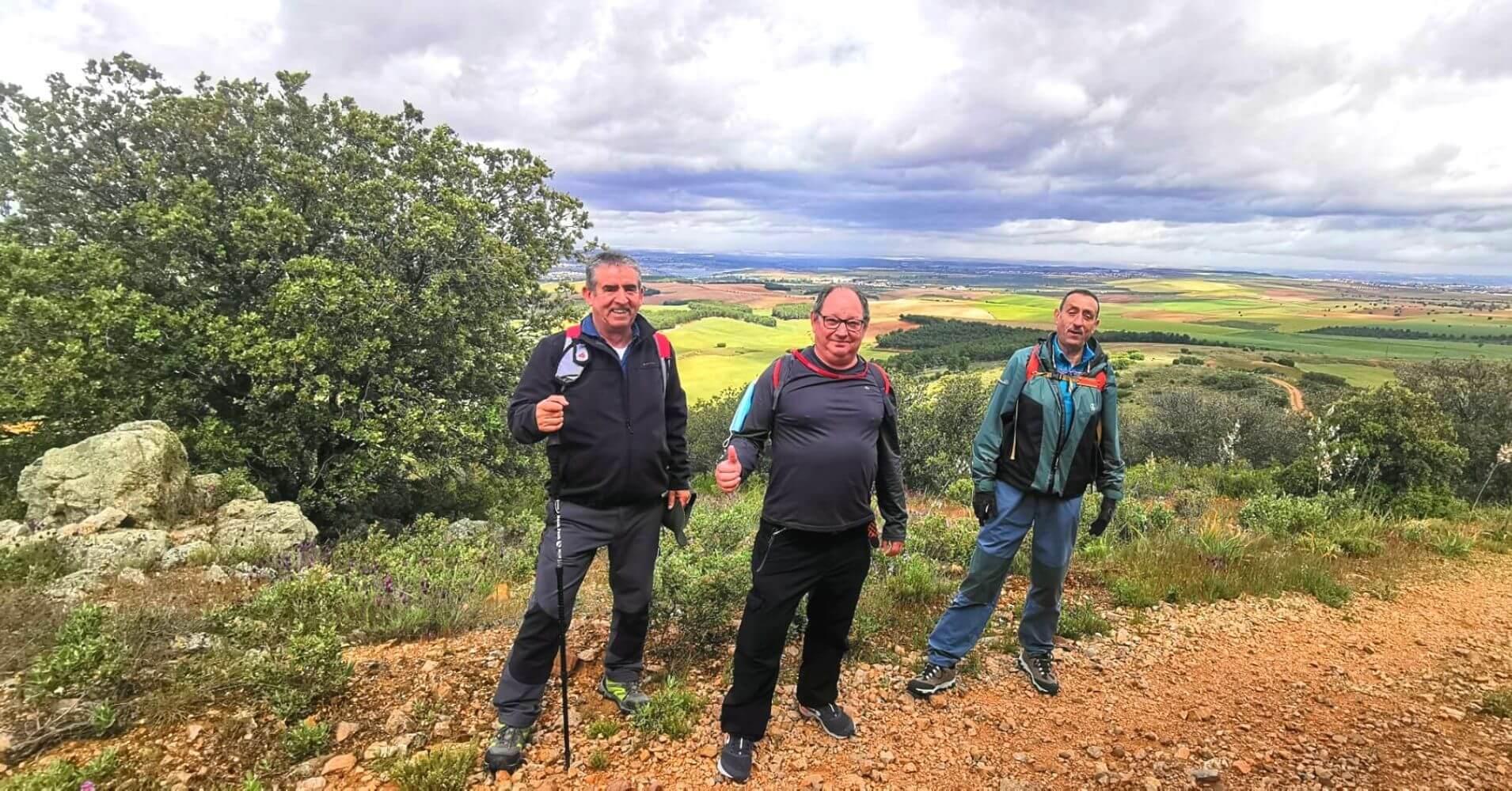 Camino de la Sierra de Layos., Toledo, Castilla La Mancha.