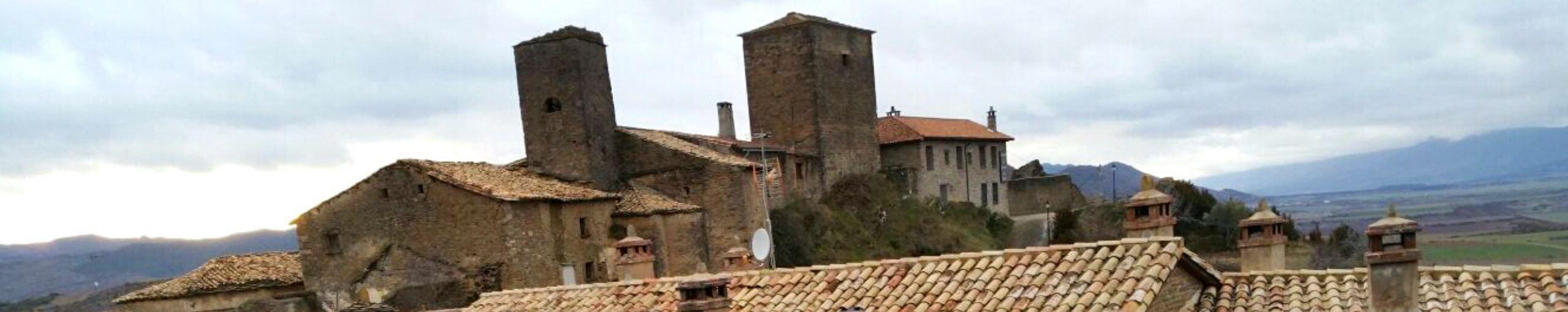 Camino Santiago Aragonés 2
