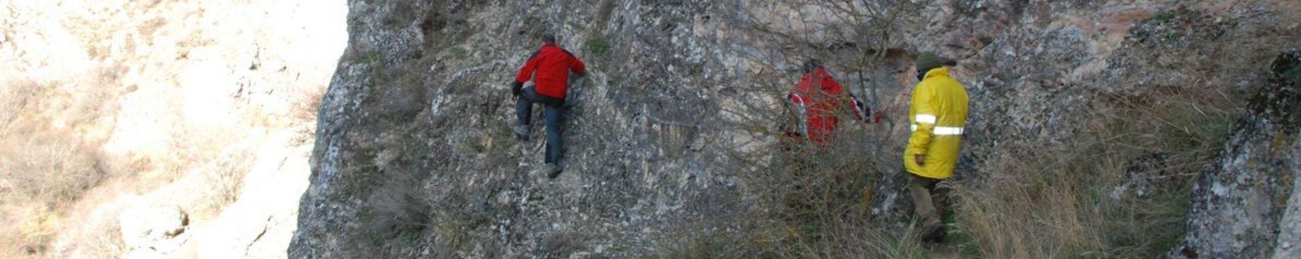 Camino Equipado Cascada del Gollorio