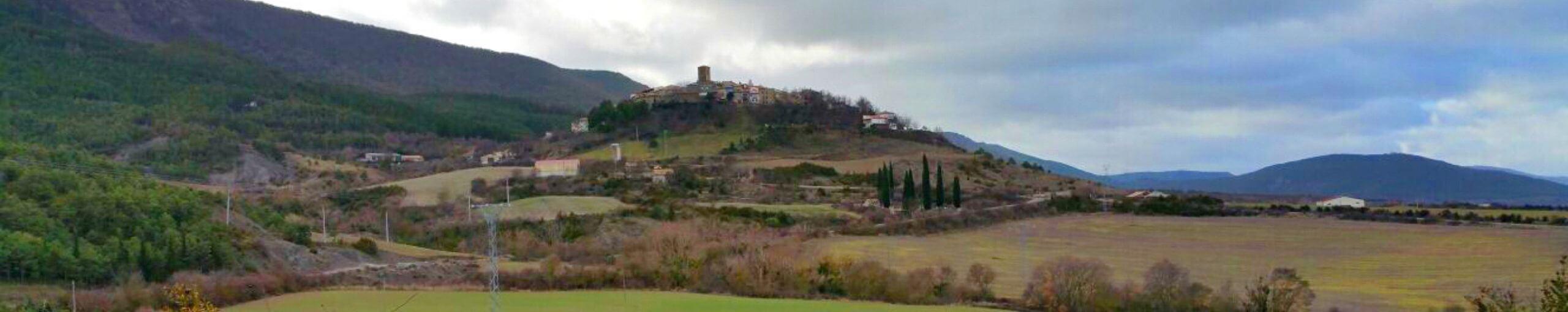 Camino Santiago Aragonés 3