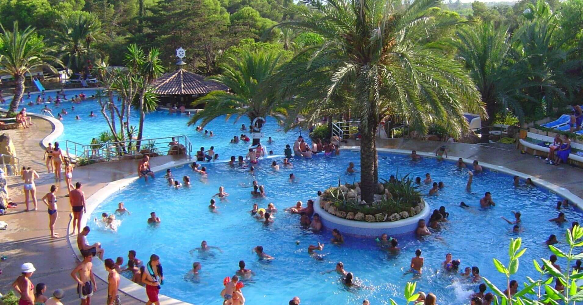 Camping Barà Playa Resort Spa. Tarragona, Cataluña.