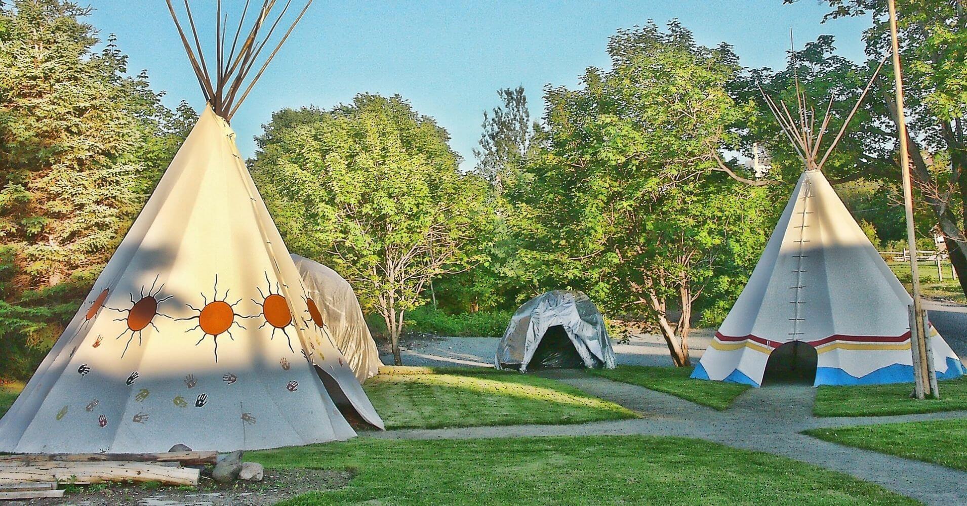 Camping de Estados Unidos.