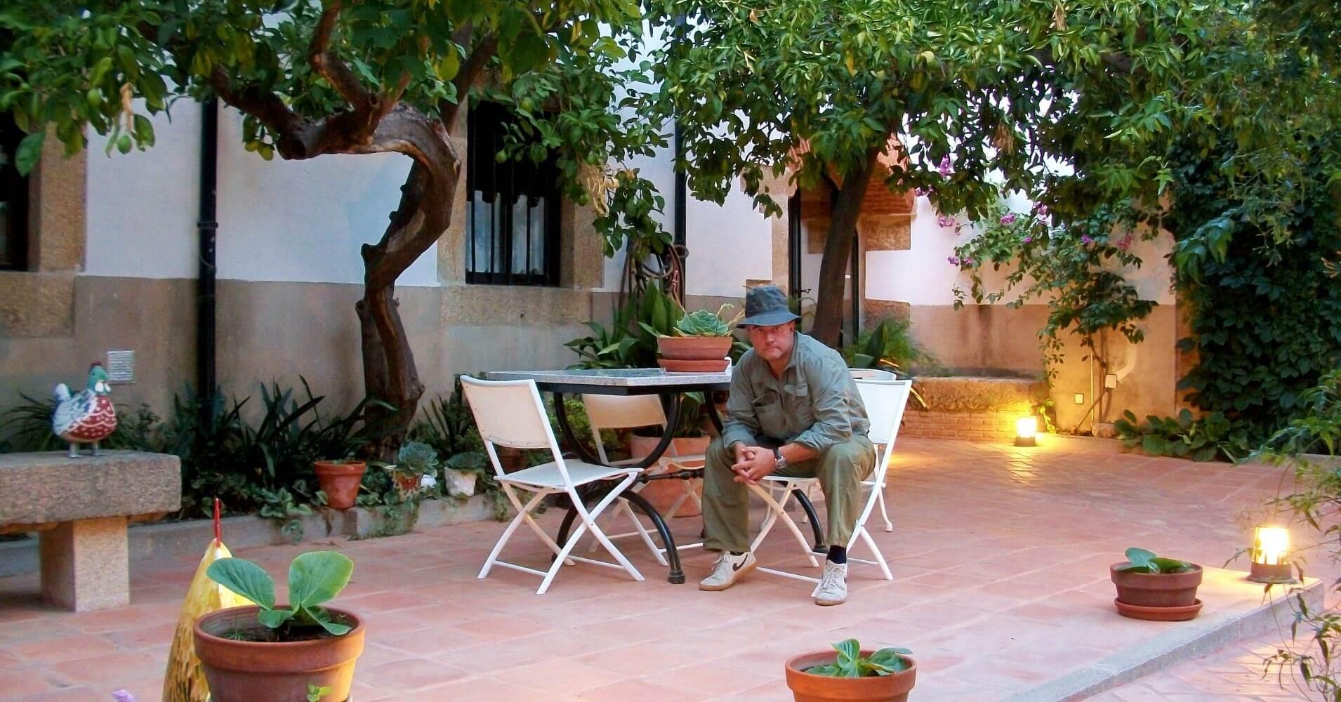 Casa Rural Antolina. Valle de Jálama Misterio de A Fala. San Martín de Trevejo. Cáceres. Extremadura.