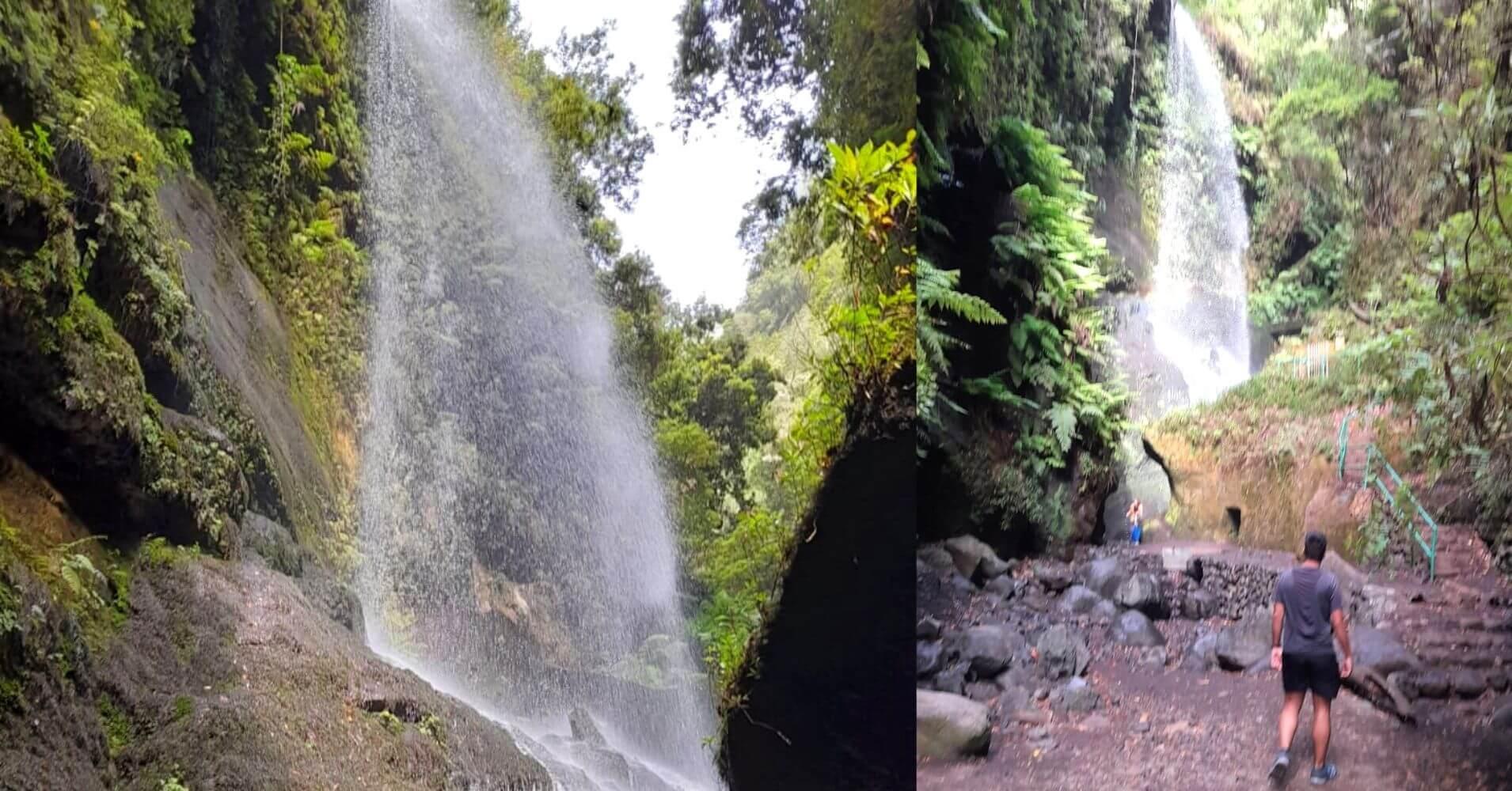 Cascada de los Tilos. La Palma. Islas Canarias.