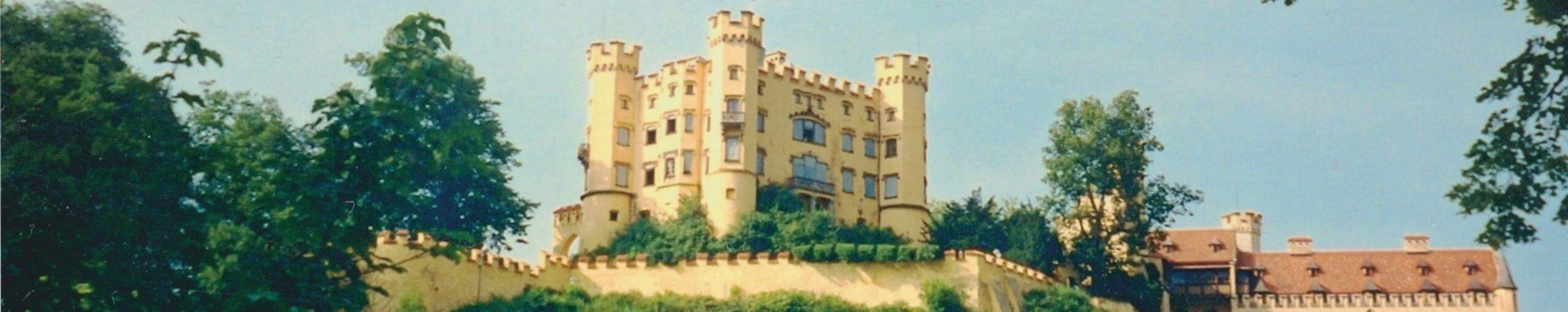 Castillo deHohenschwangau