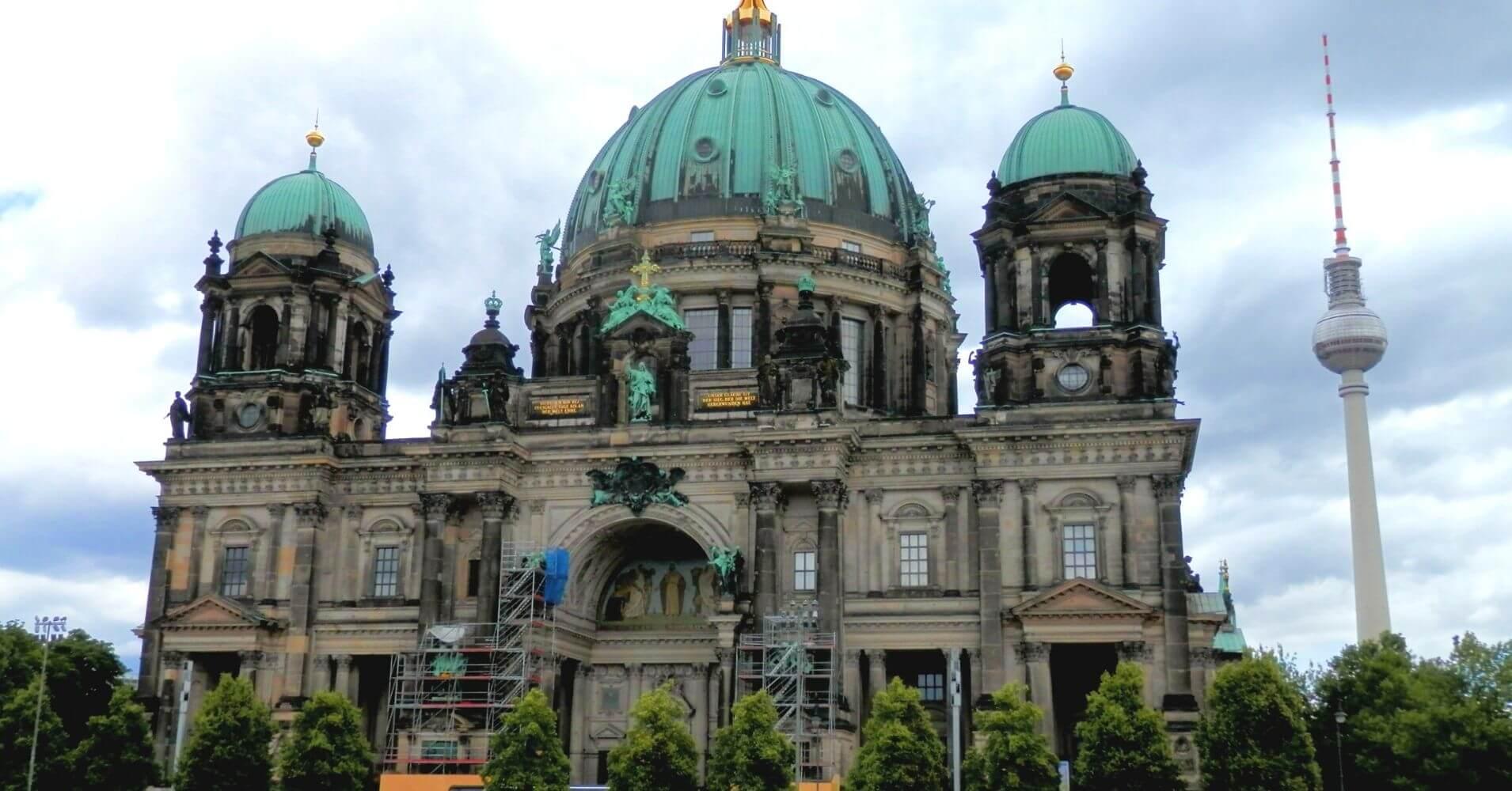 Catedral de Berlín, Alemania.