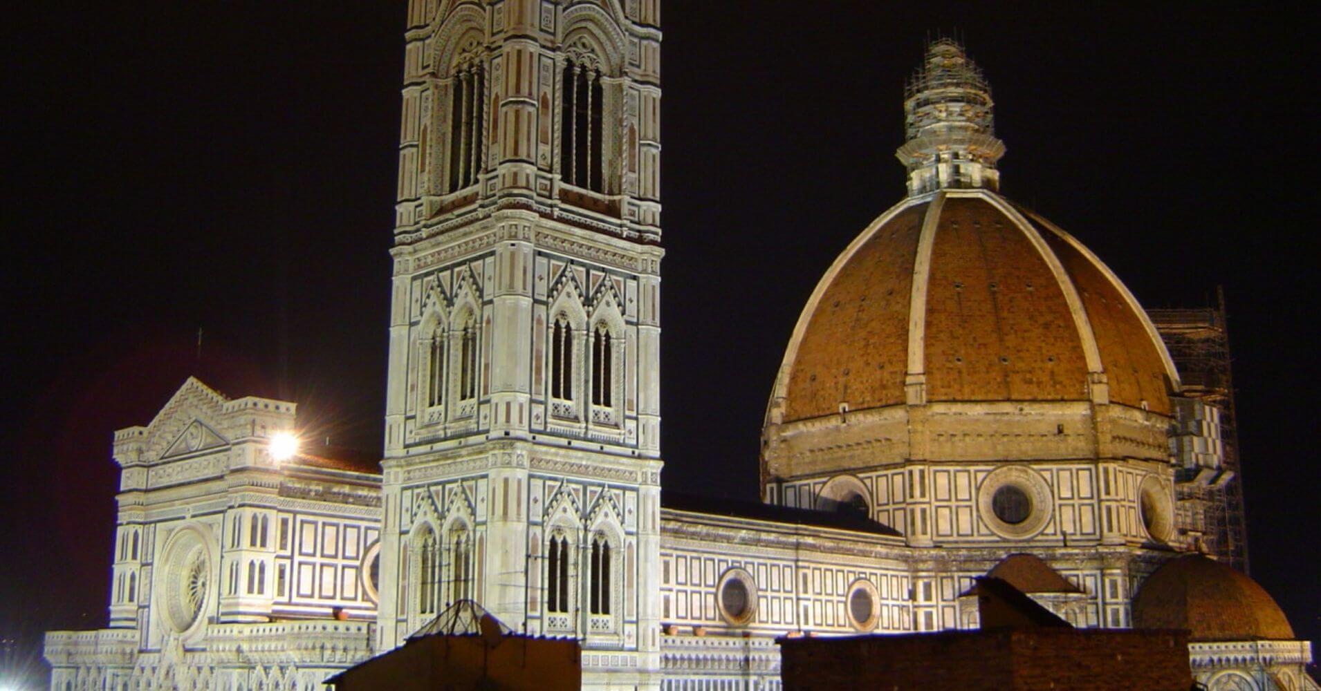 Catedral de Santa María de la Fiore. Florencia, Toscana. Italia.