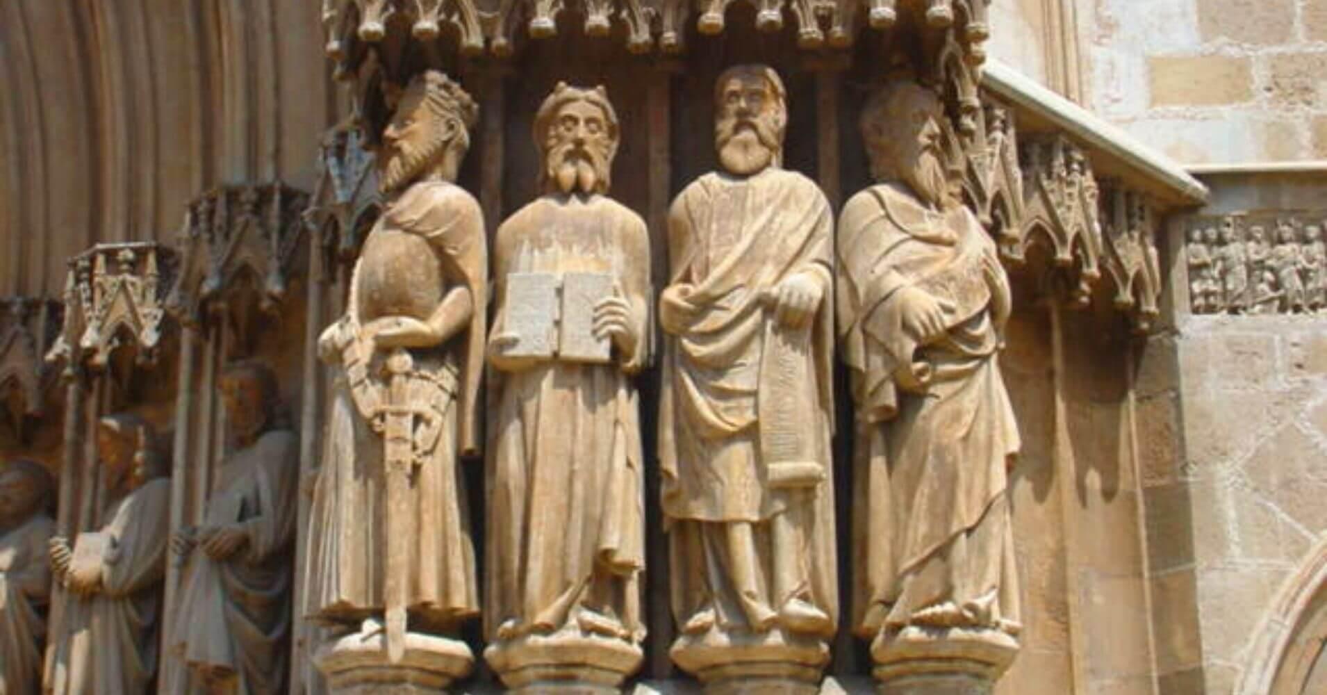 Catedral de Tarragona, España.