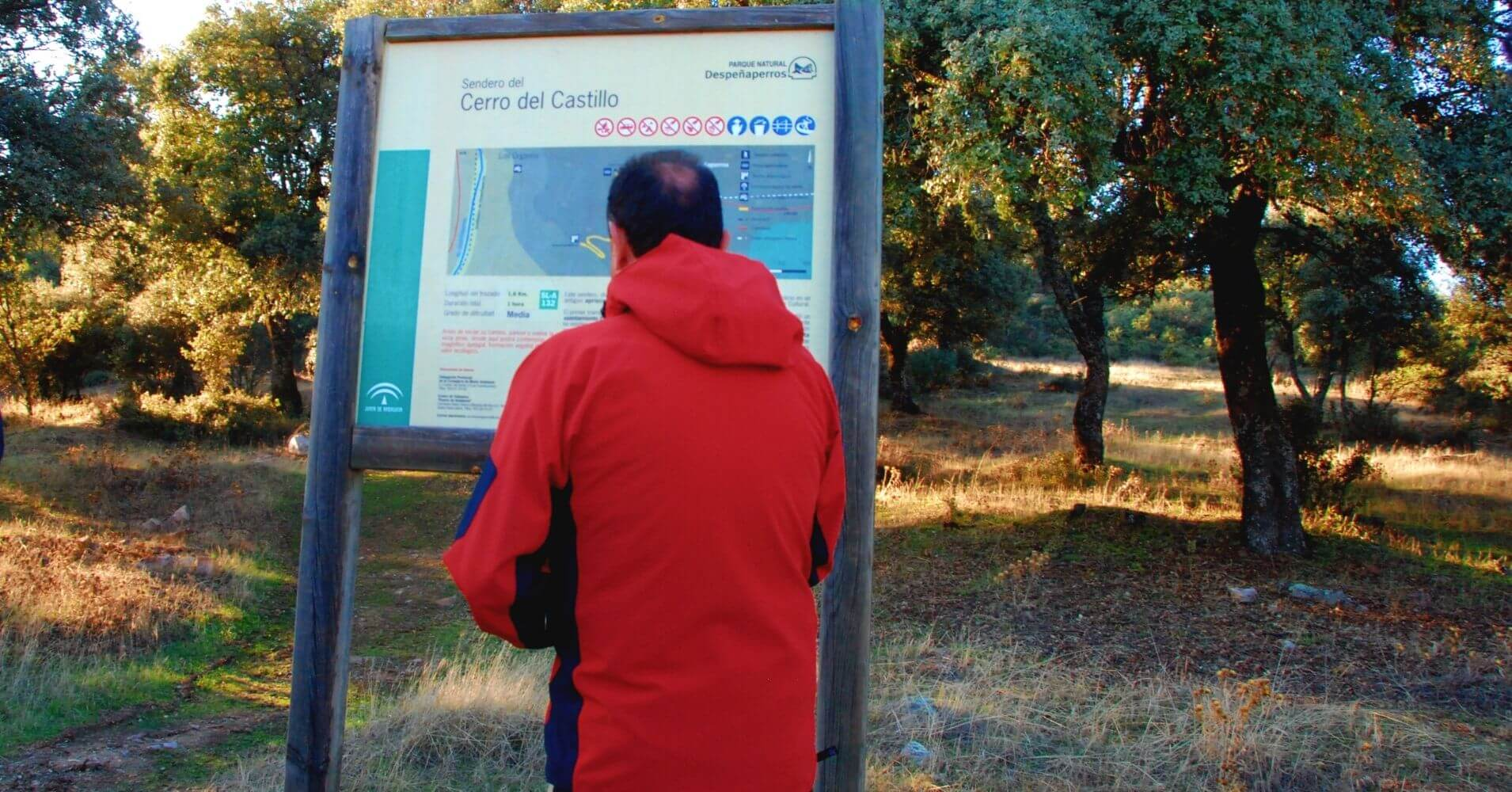 Cerro del Castillo. Parque Natural de Despeñaperros. Jaén, Andalucía.