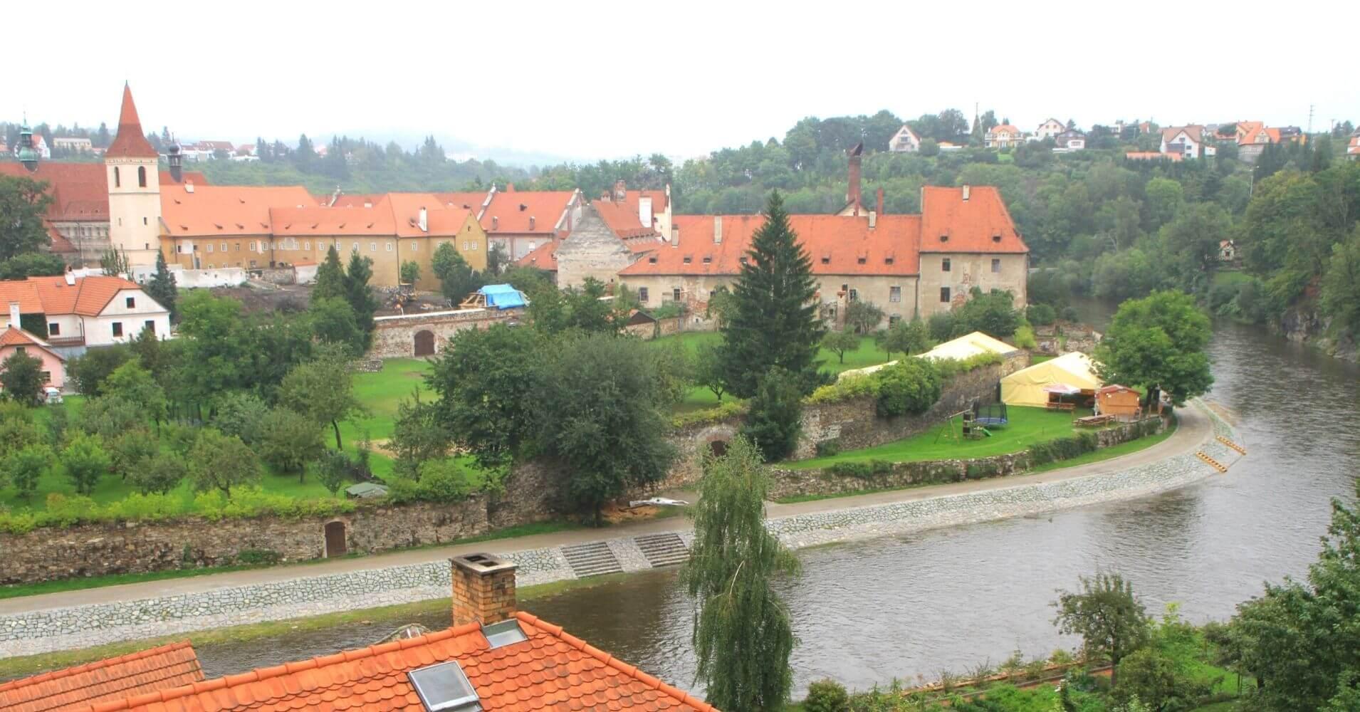 Český Krumlov, República Checa.