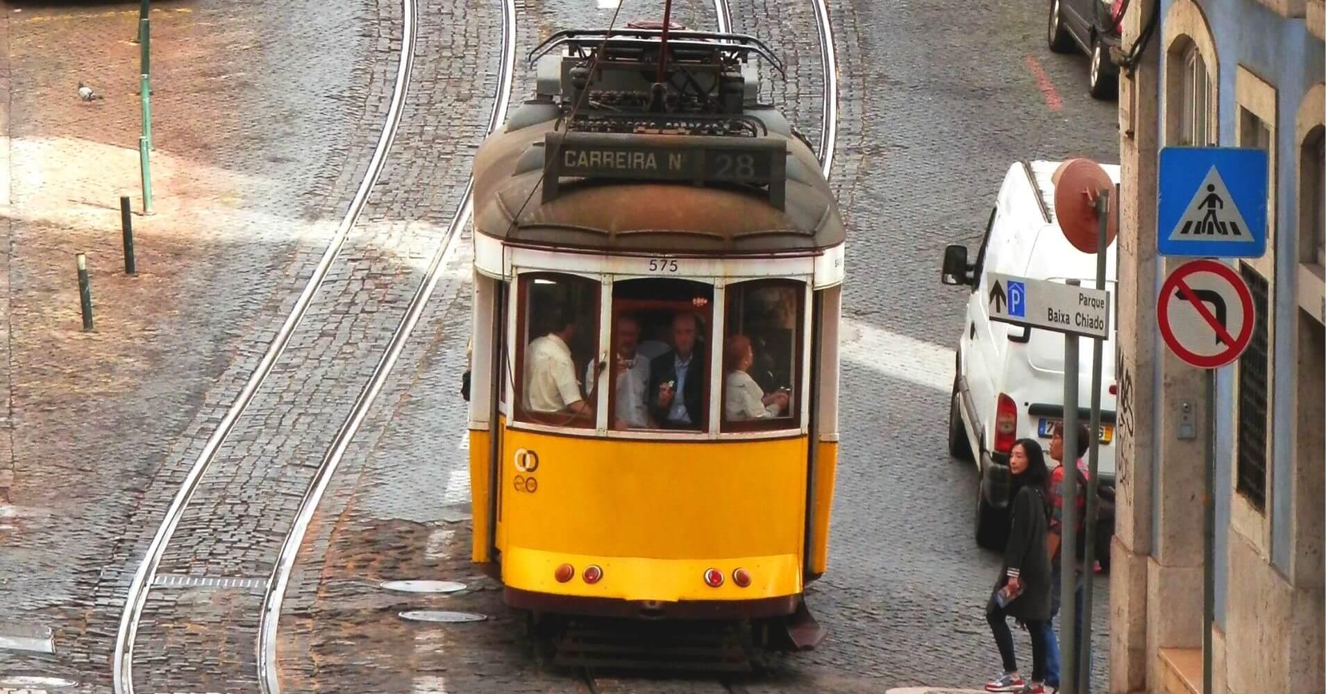 Chiado Lisboa, Portugal.