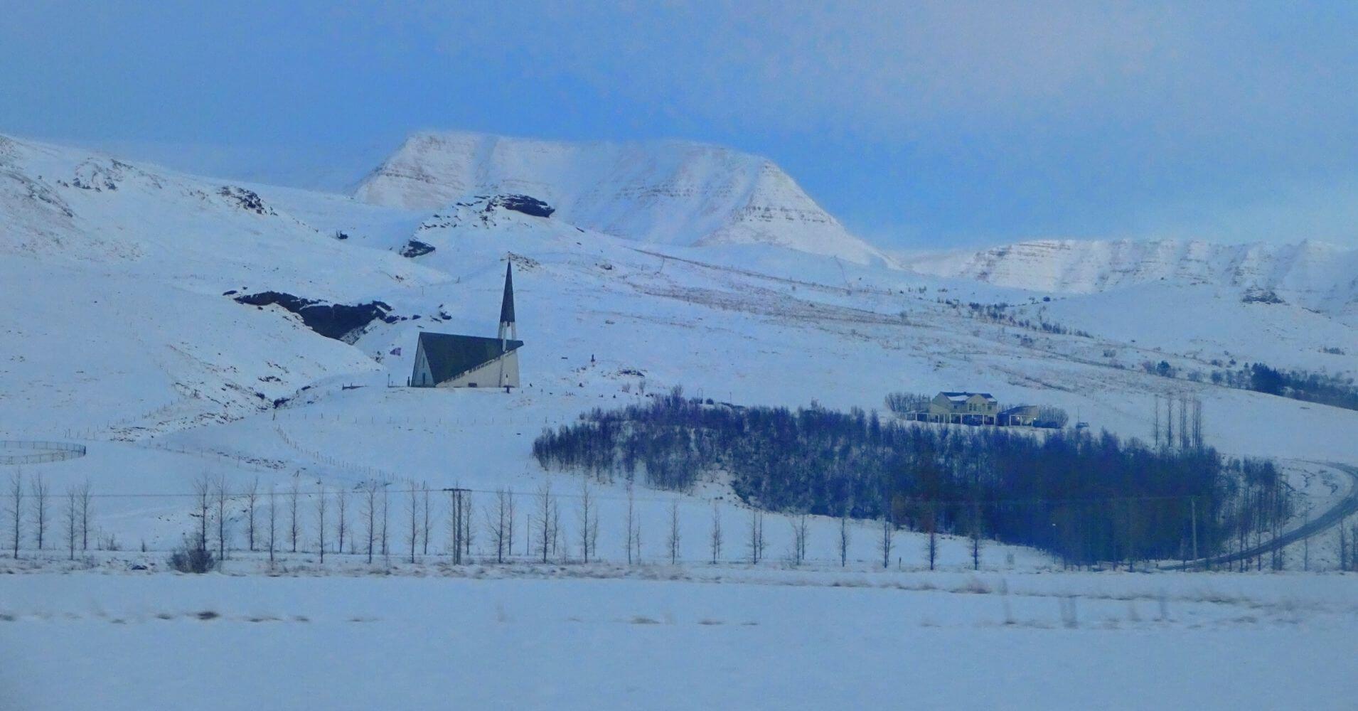 Círculo Dorado. Islandia en Invierno.