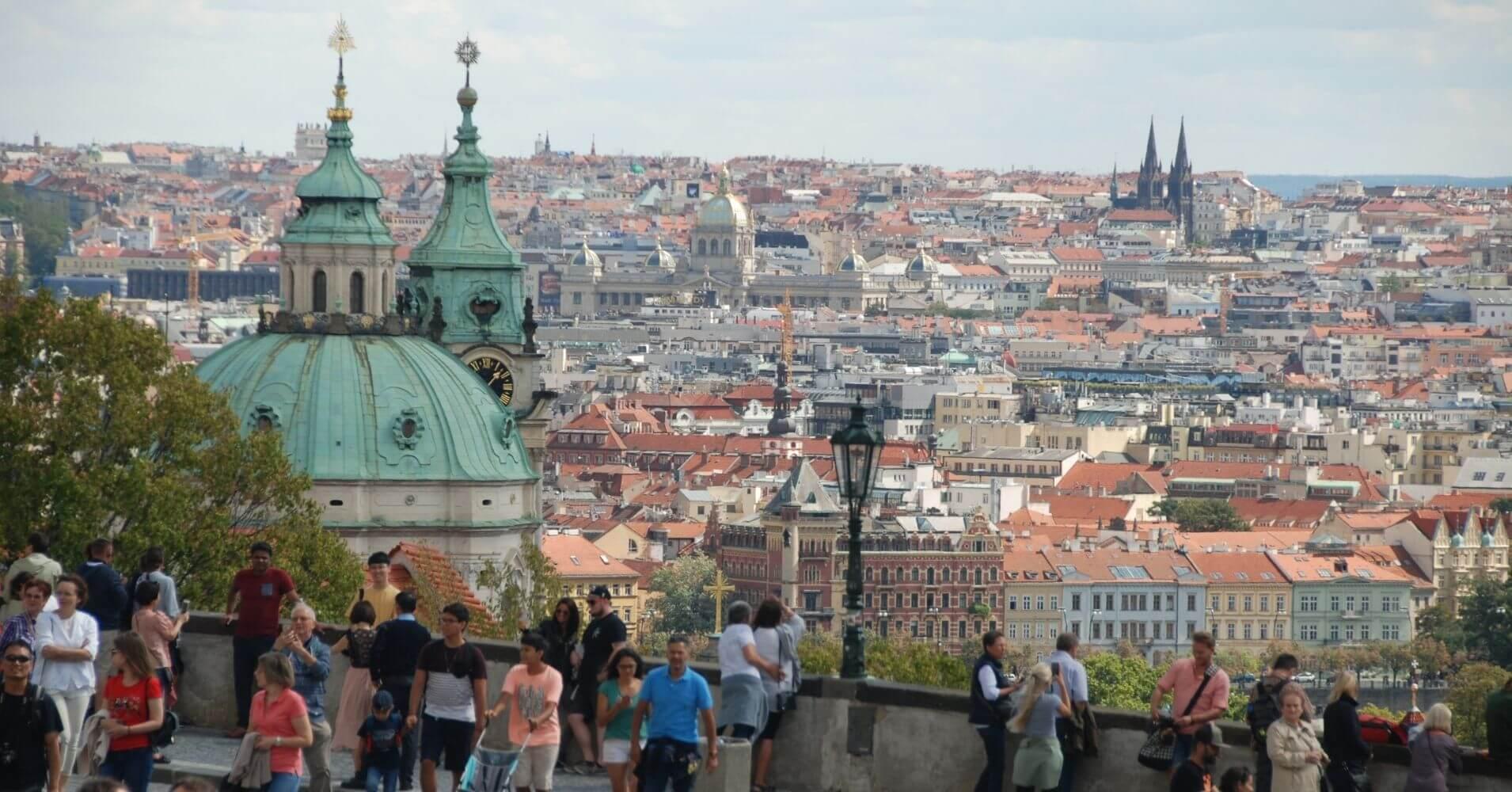 Ciudad de Praga, Chequia.