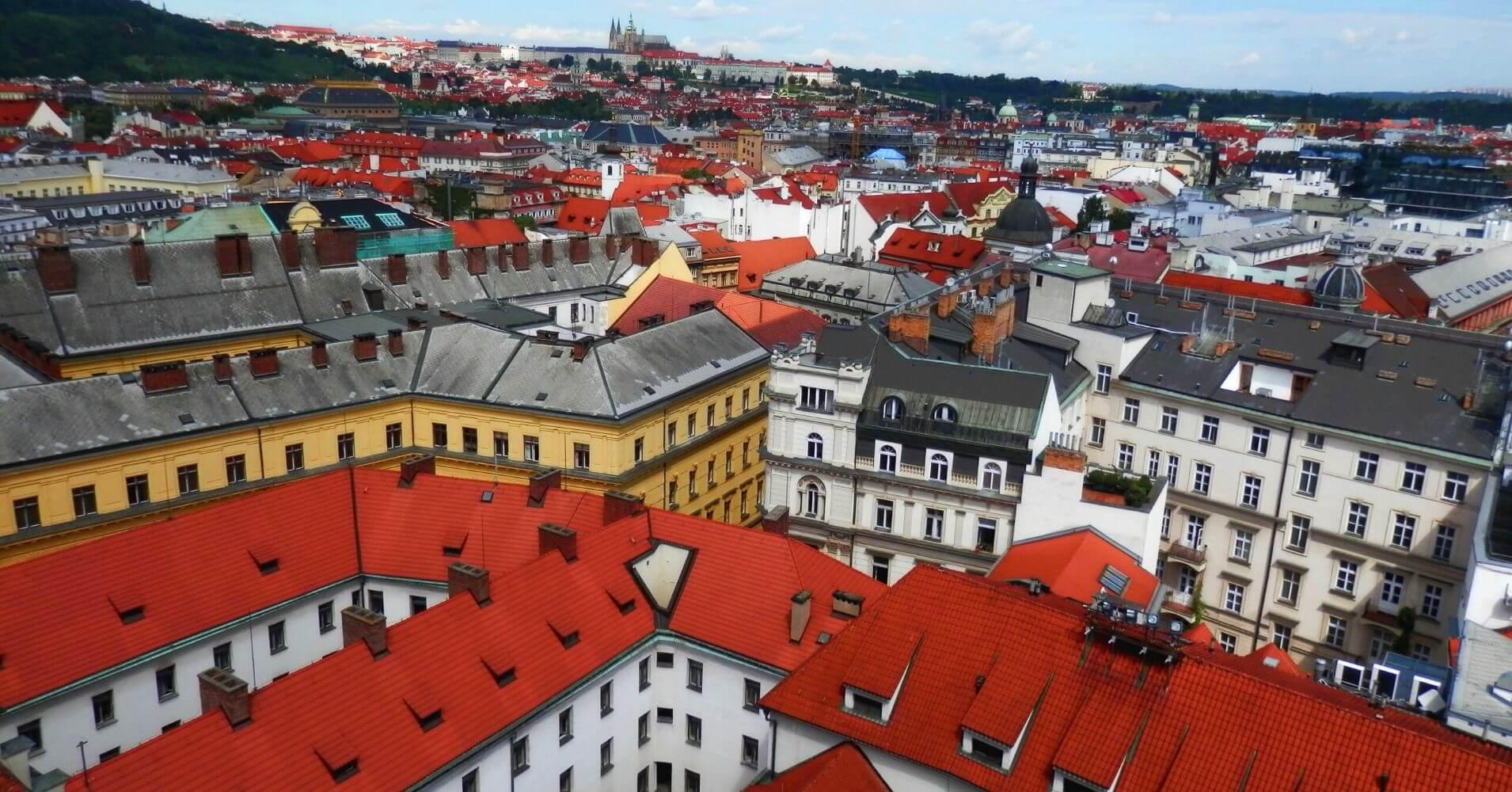 Ciudad de Praga. República Checa.