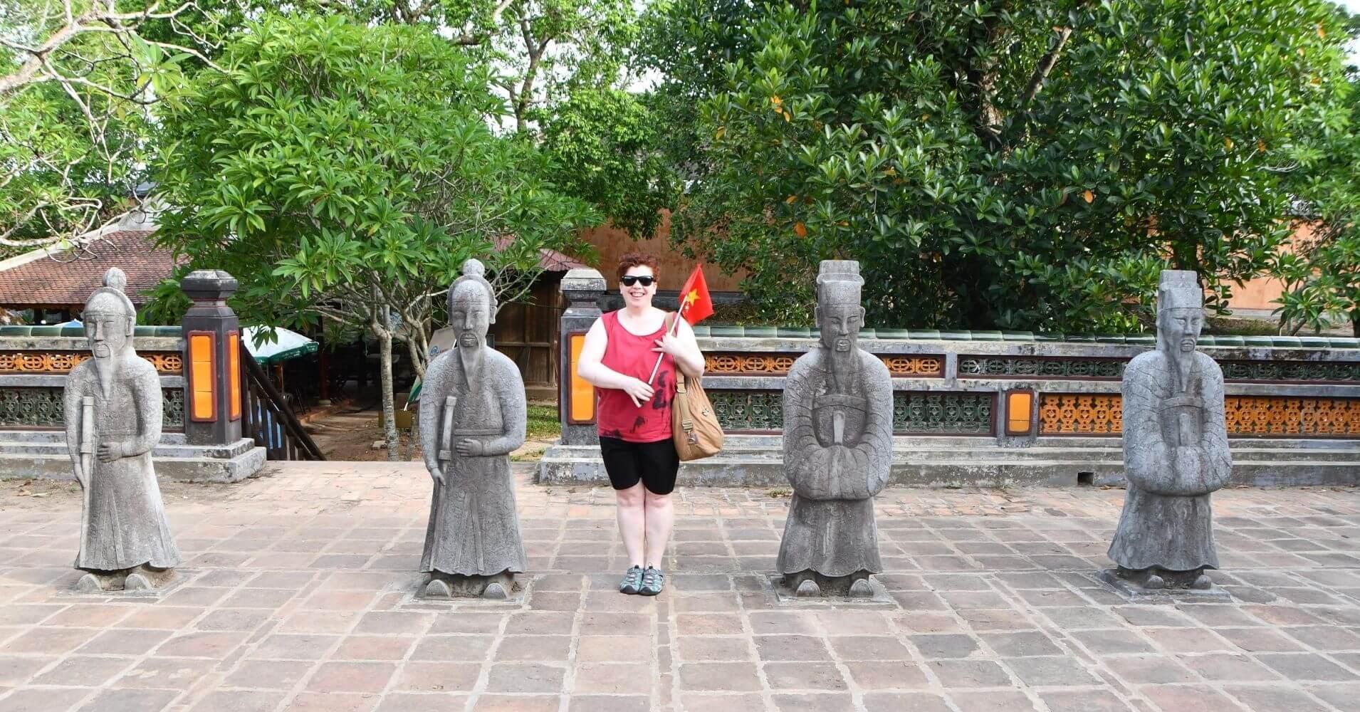 Ciudad Imperial de Hué. Vietnam de Norte a Sur