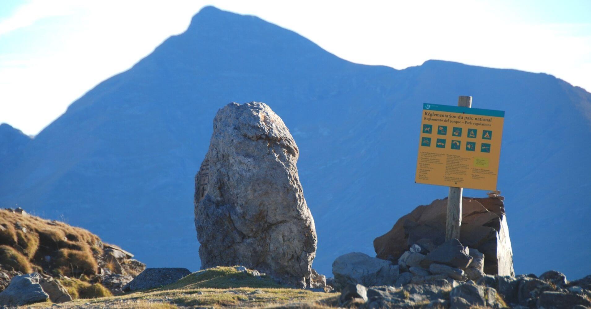 Col de Tentes. Parque Nacional de Pirineos. Altos Pirineos. Occitania. Francia.
