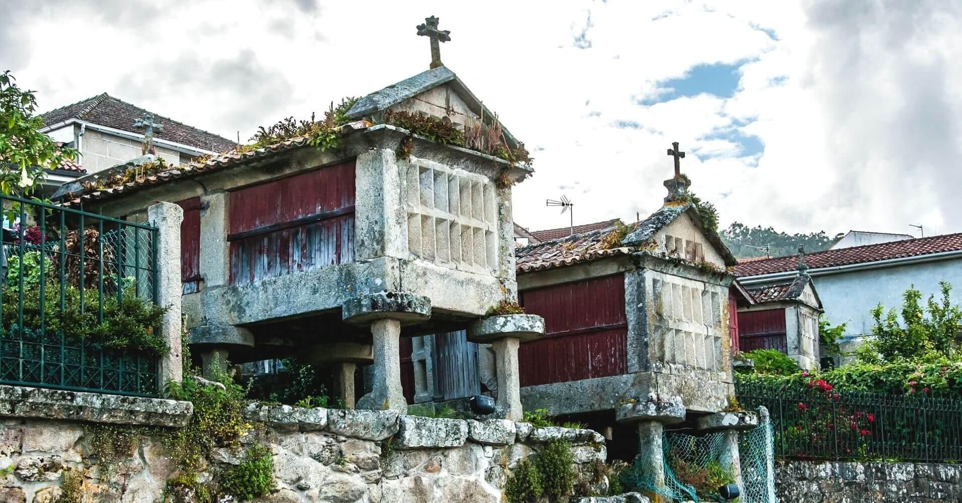 Combarro, Pontevedra. España.