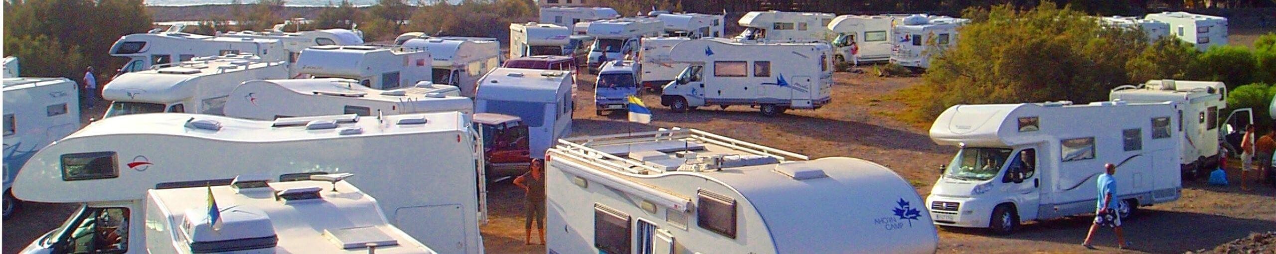 Clubes de Camping en España