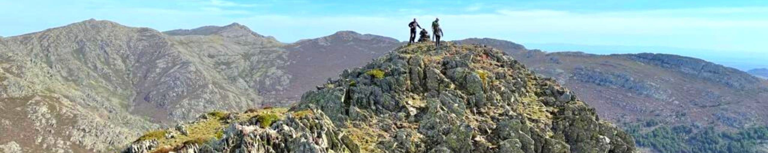 Cresta del Dragón. Guadalajara, Castilla la Mancha.