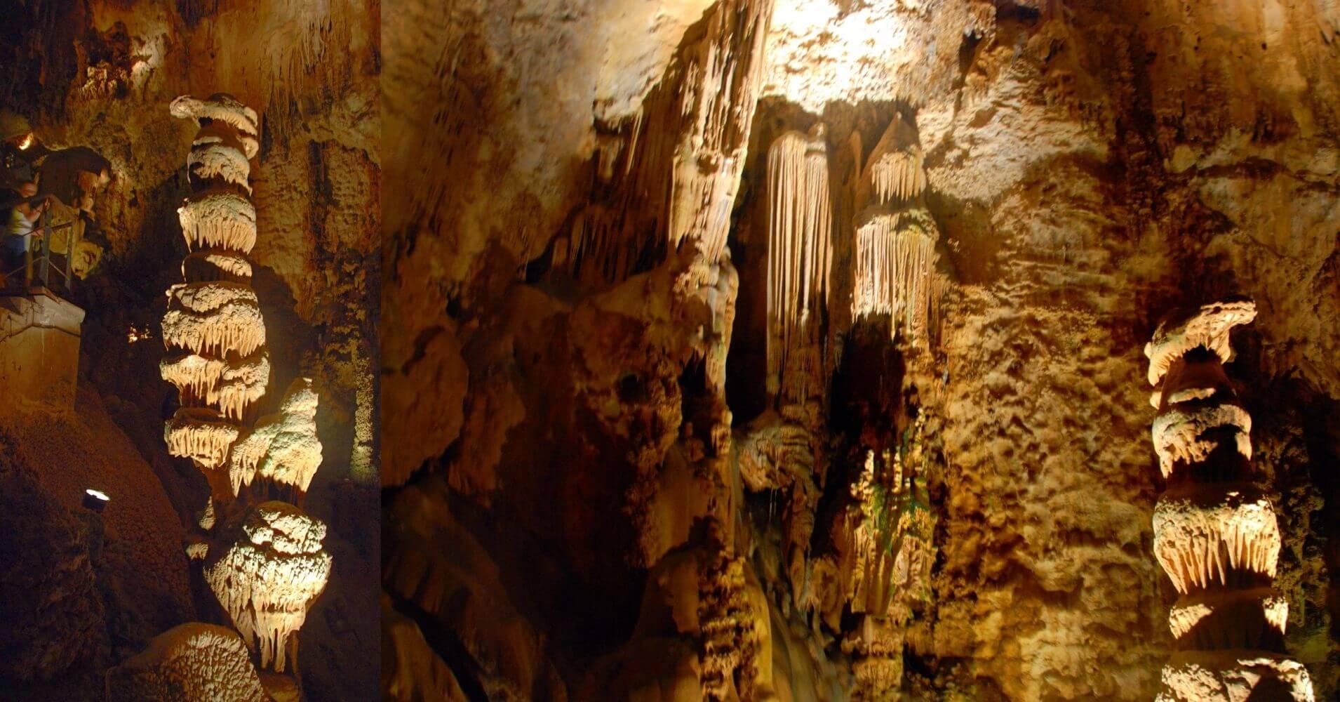 Cueva de Calelobre. Cueva del Candelabro. Busot, Alicante. Comunidad Valenciana.