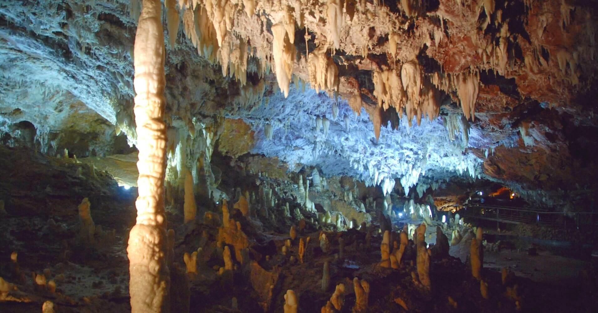Cueva de El Soplao. Valdáliga. Cantabria. España.