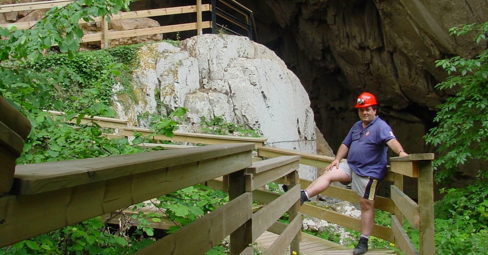 Cueva de Huerta. Fresnedo, Concejo de Teverga. Asturias. España.