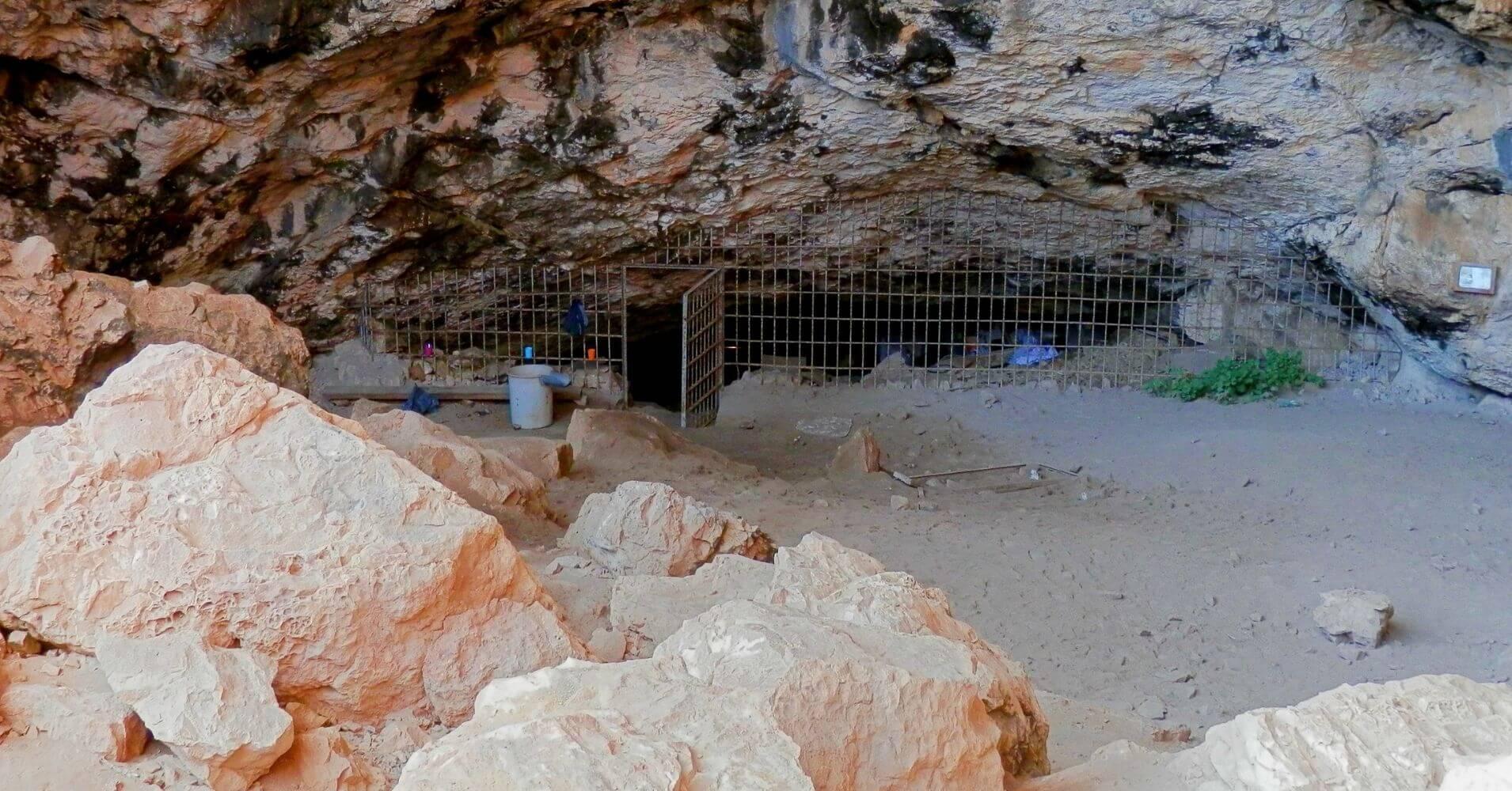 Cueva de la Cendra. Cap d'Or, Alicante. Comunidad Valenciana.