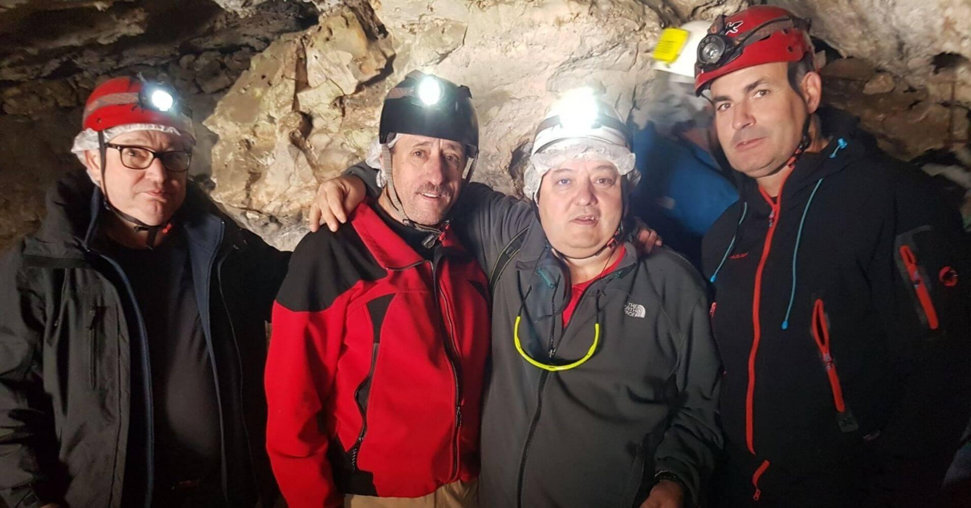Cueva de la Ramera. Serranía de Cuenca. Hoz de Beteta. Castilla la Mancha. España.