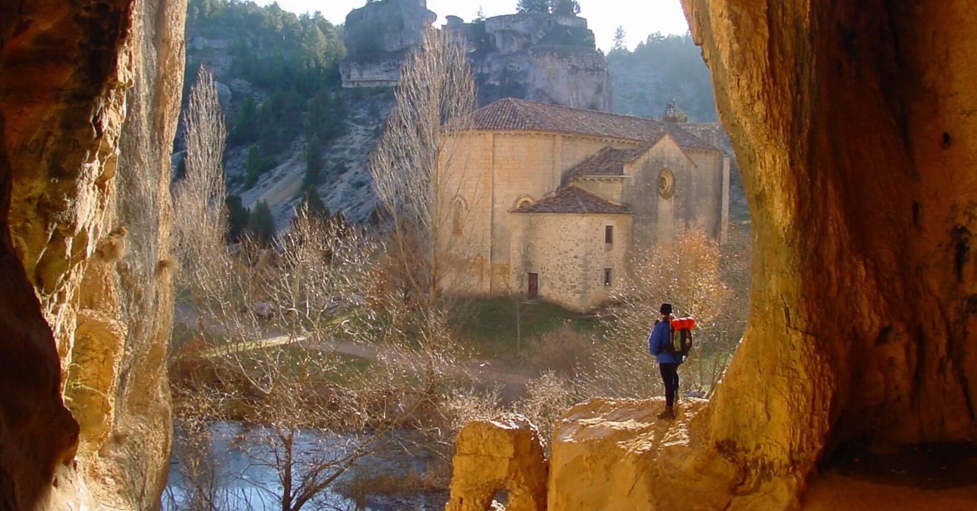 Cueva Grande y Ermita de San Bartolomé, Soria.