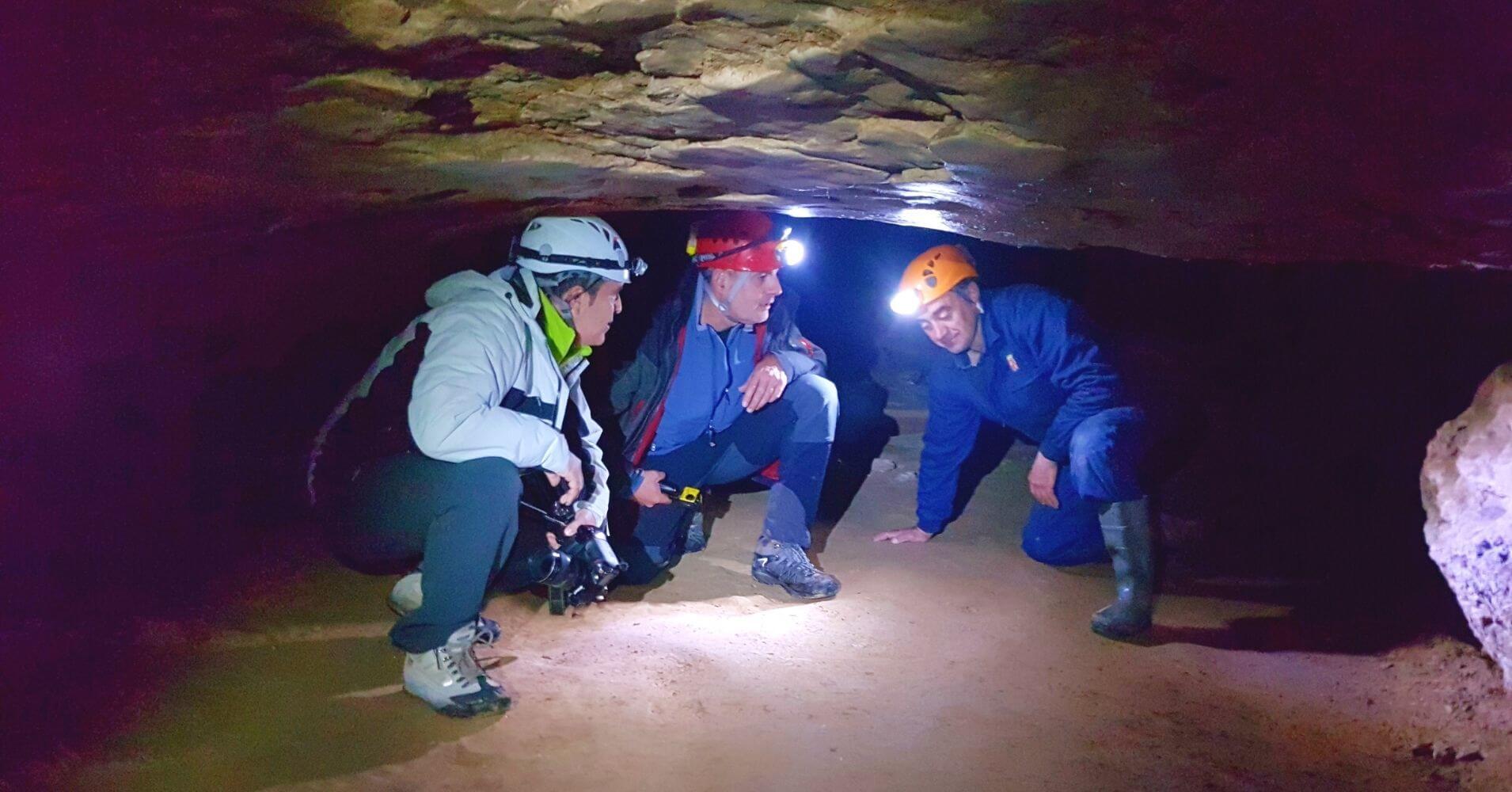 Cueva Palomera. Complejo Kárstico de Ojo Guareña. Burgos, Las Merindades. Castilla y León.